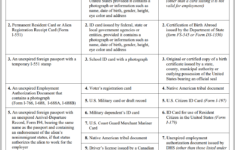 I-9 Requirements